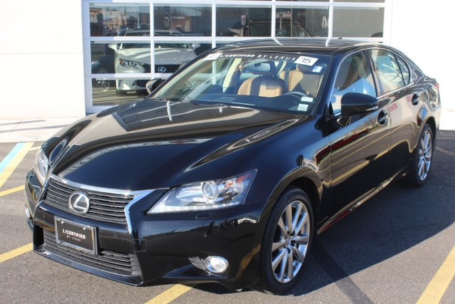 Photo Certified Pre-Owned 2015 Lexus GS 350 Navigation With Navigation