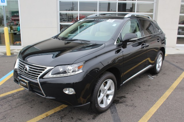 Photo Certified Pre-Owned 2013 Lexus RX 350 Navigation All Wheel Drive SUV