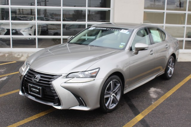 Photo Certified Pre-Owned 2017 Lexus GS GS 350 All Wheel Drive 4dr Car