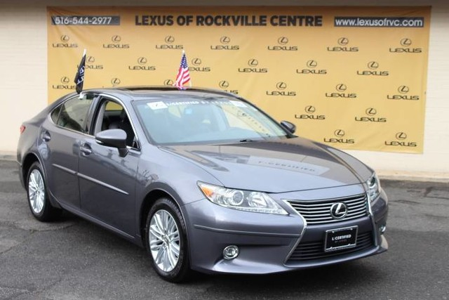 Photo Certified Pre-Owned 2015 Lexus ES 350 LCertified Navigation With Navigation