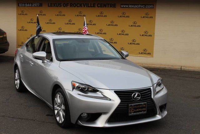 Photo Certified Pre-Owned 2014 Lexus IS 250 AWD LCertified Only 12310 miles All Wheel Drive Sedan