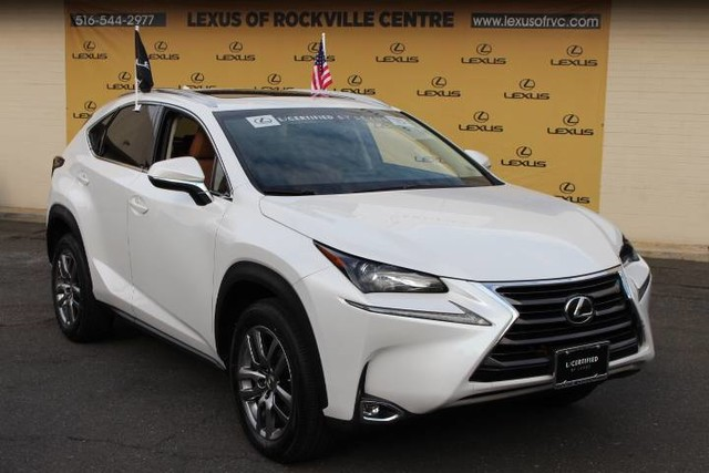 Photo Certified Pre-Owned 2015 Lexus NX 200t AWD Navigation LCertified With Navigation
