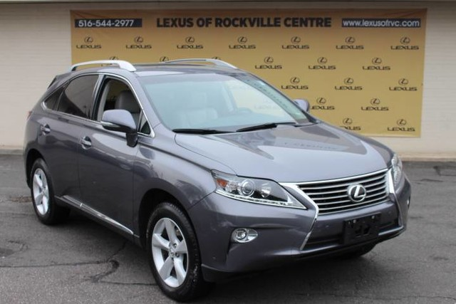 Photo Certified Pre-Owned 2015 Lexus RX 350 AWD LCertified Navation All Wheel Drive SUV