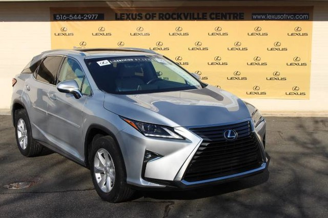 Photo Certified Pre-Owned 2016 Lexus RX 350 AWD LCertified LCertified All Wheel Drive SUV