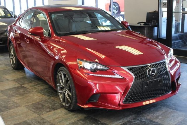 Photo Certified Pre-Owned 2015 Lexus IS 250 AWD LCertified F-Sport Navigation With Navigation