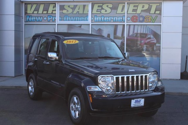 Photo Pre-Owned 2012 Jeep Liberty ONE OWNER Sport Four Wheel Drive SUV
