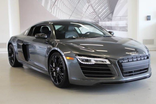 Photo Certified Pre-Owned 2014 Audi R8 V10 plus All Wheel Drive Coupe