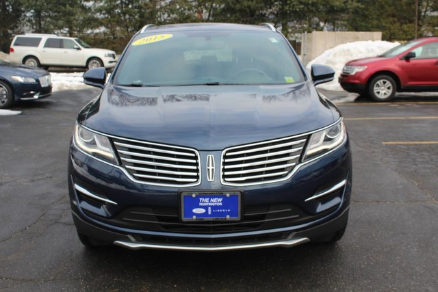 Photo Certified Pre-Owned 2015 Lincoln MKC AWD LOW MILES CERTIFIED All Wheel Drive SUV