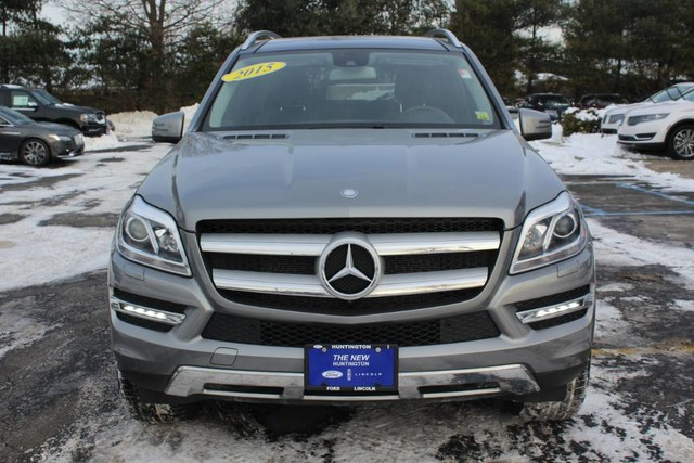 Photo Pre-Owned 2015 Mercedes-Benz GL-Class GL 450 All Wheel Drive 4MATIC SUV