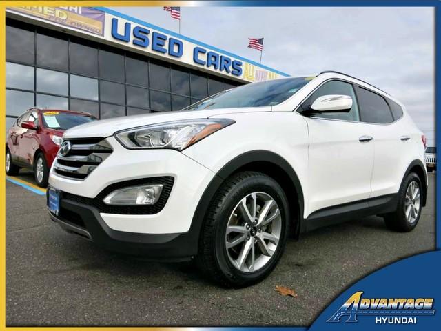 Photo Certified Pre-Owned 2015 Hyundai Santa Fe Sport 2.0T AWD All Wheel Drive SUV