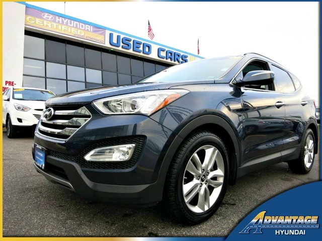 Photo Certified Pre-Owned 2015 Hyundai Santa Fe Sport 2.0T AWD Ultimate All Wheel Drive SUV
