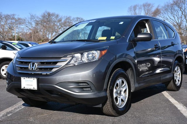Photo Certified Pre-Owned 2013 Honda CR-V 4x4 LX SUV All Wheel Drive SUV