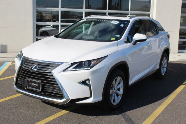 Photo Certified Pre-Owned 2016 Lexus RX 350 Navigation With Navigation