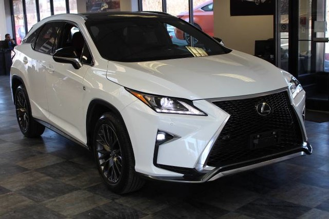 Photo Certified Pre-Owned 2016 Lexus RX 350 AWD LCertified Panoramic Roof F Sport With Navigation