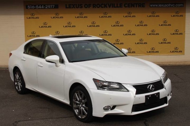 Photo Certified Pre-Owned 2015 Lexus GS 350 AWD GS 350 AWD LCERTIFIED With Navigation