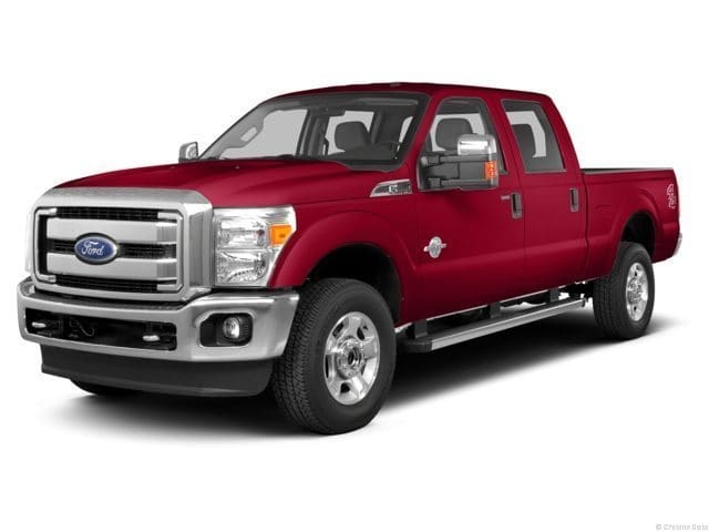 Photo Used 2013 Ford F-350 Platinum Truck Crew Cab 4x4 - Boone, NC