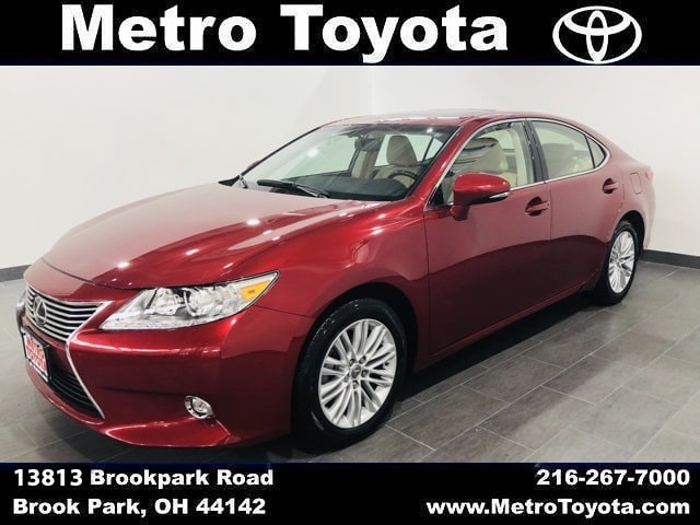 Photo Pre-Owned 2015 LEXUS ES 350 350 For Sale in Brook Park Near Cleveland, OH