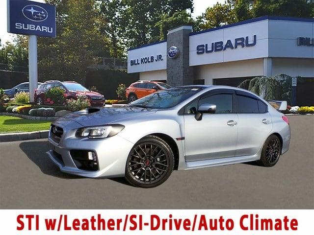Photo 2015 Subaru Impreza WRX STi Sedan