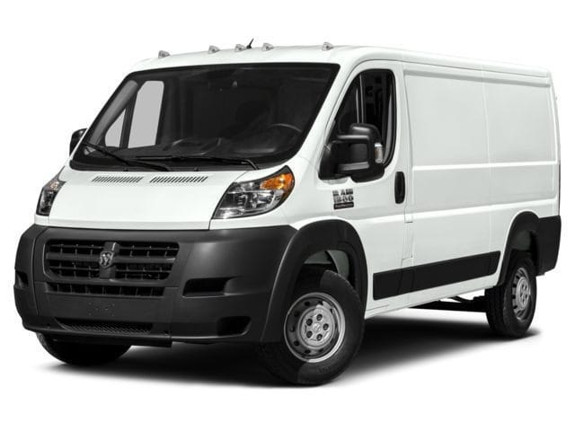 Photo Used 2017 Ram Promaster Cargo Van 1500 LOW RF 136 1500 Low Roof 136 WB in Utica, NY