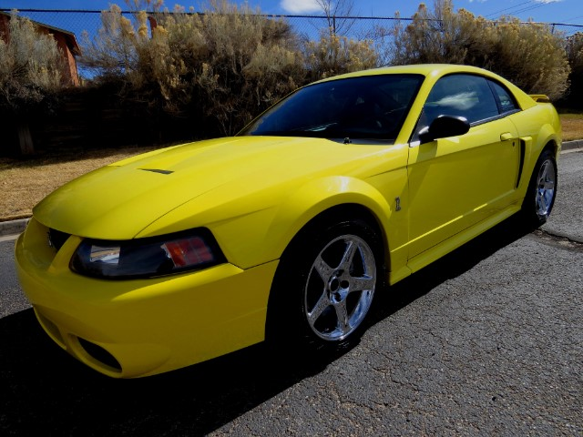 Photo 2001 Ford Mustang Cobra Coupe