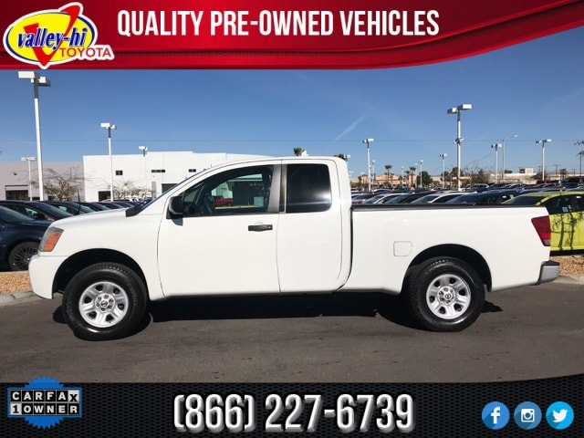 Photo 2005 Nissan Titan XE Truck King Cab in Victorville, CA