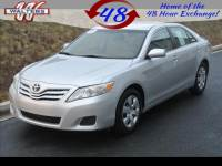 Pre-Owned 2011 Toyota Camry Base 6-Spd AT FWD 4dr Car