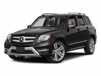 Certified Pre-Owned 2015 Mercedes-Benz GLK 350 4MATIC® 4D Sport Utility