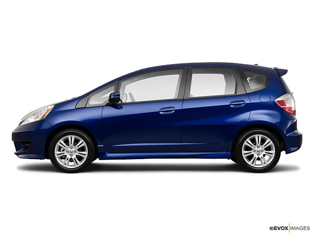 Photo Used 2010 Honda Fit For Sale  CT
