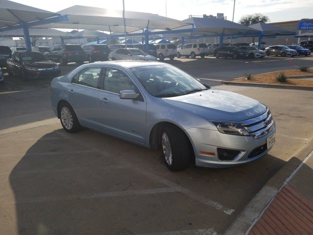 Photo 2010 Ford Fusion Hybrid Base For Sale Near Fort Worth TX  DFW Used Car Dealer
