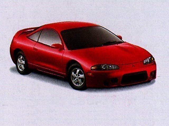 Photo Used 1997 Mitsubishi Eclipse GS-T in Cincinnati, OH
