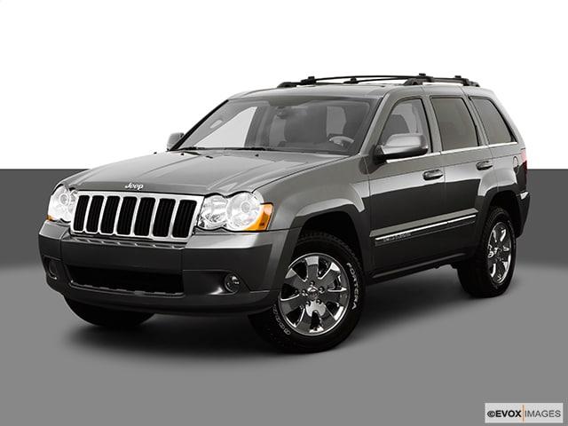 Photo 2008 Jeep Grand Cherokee Limited SUV