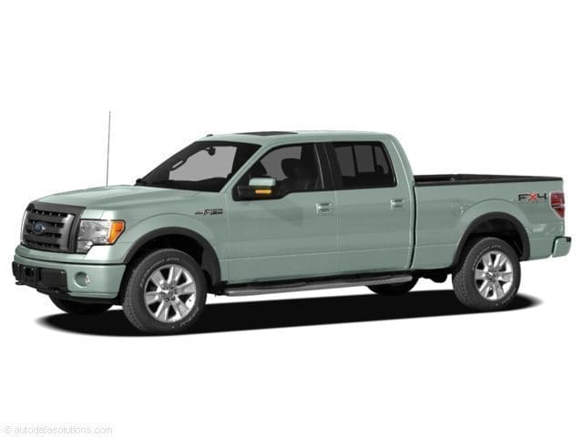 Photo Used 2010 Ford F-150 Truck For Sale Springdale AR