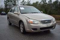 Pre-Owned 2007 Kia Spectra EX FWD 4D Sedan