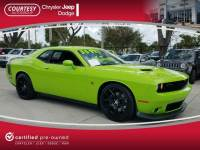Certified 2015 Dodge Challenger R/T Scat Pack Coupe in Jacksonville FL