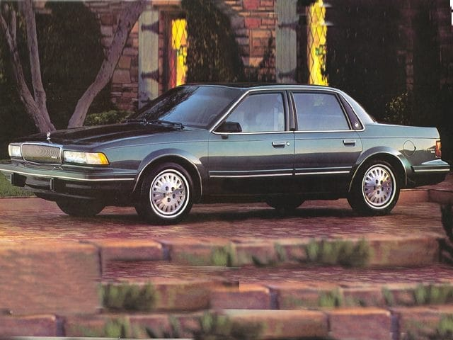 Photo Used 1994 Buick Century Special For Sale in Tucson, Arizona