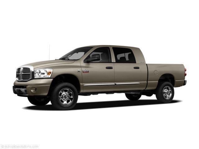 Photo 2008 Dodge Ram 2500 Truck Mega Cab