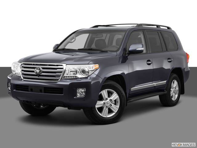 Photo Pre-Owned 2013 Toyota Land Cruiser Base SUV For Sale  Raleigh NC