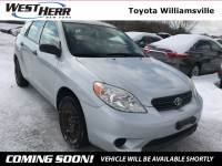 2006 Toyota Matrix Hatchback For Sale - Serving Amherst