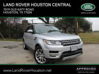 Certified Used 2015 Land Rover Range Rover Sport HSE in Houston, TX