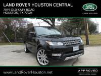 Certified Used 2014 Land Rover Range Rover Sport HSE in Houston, TX