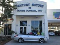 2008 Toyota Camry Solara SLE Clean CarFax Leather Heated Seats Nav Bluetooth