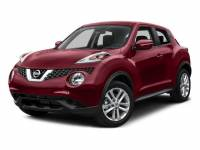 Pre-Owned 2016 Nissan JUKE SV FWD Sport Utility Vehicle