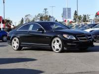 2012 Mercedes-Benz CL 63 AMG CL 63 AMG® Coupe