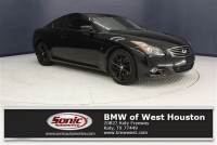 Used 2014 INFINITI Q60 Journey 2dr Auto RWD Coupe near Houston