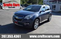 2013 Chevrolet Equinox LTZ - Leather - Sunroof - V6 - AWD SUV