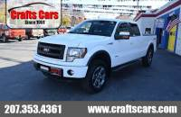 2013 Ford F-150 FX4 - EcoBoost - CLEAN! Truck SuperCrew Cab
