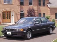 2000 BMW 750iL Sedan