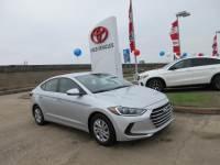 Used 2017 Hyundai Elantra SE Sedan FWD For Sale in Houston