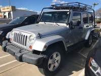 Pre-Owned 2007 Jeep Wrangler Unlimited Sahara SUV in Dublin, CA