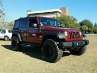2010 Jeep Wrangler Unlimited Unlimited Sport 4WD Sport